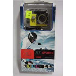NEW HD WATERPROOF ACTION CAM