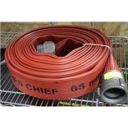 NEW RED CHIEF 50' FIREHOSE RETAIL 900,64