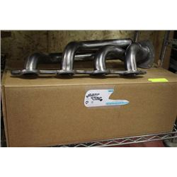 PAIR OF CHEV/GMC/SUV 4.8/5.3 L V8 ST STEEL HEADERS