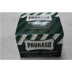 PRORASSO SHAVING SOAP IN A BOWL