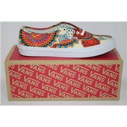 PAIR OF NEW VANS SHOES MENS SIZE 7.5