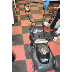 YARDWORKS 24VT CORDLESS COMPACT LAWNMOWER