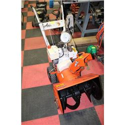 ARIENS SNOW BLOWER WITH ELECTRIC START