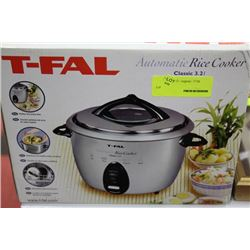 T-FAL RICE COOKER