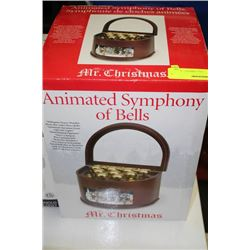 MR CHRISTMAS ANIMATED SYMPHONY OF BELLS