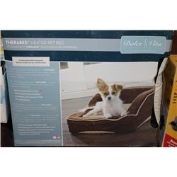 THERMBED HEATED PET BED