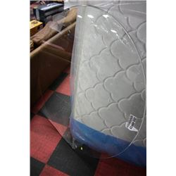 LARGE ROUND GLASS TABLETOP