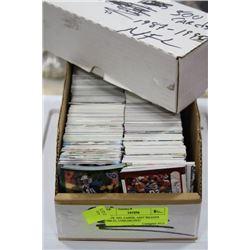2 BOX ES NFL CARDS, ASST BRANDS 1988-92,