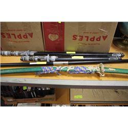 SAMURAI SWORD X4