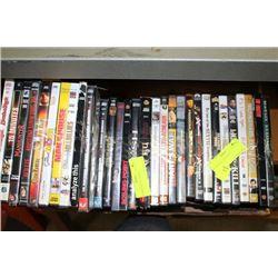 BUNDLE OF 10 DVD'S X3