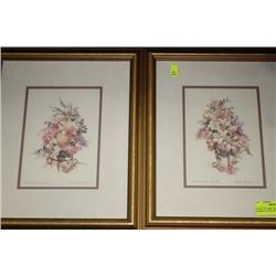 """PAIR OF FRAMED """"GRAND OF GLORIOUS II"""" BY RUTH"""