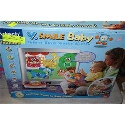VTECH V.SMILE BABY INFANT DEV. SYSTEM