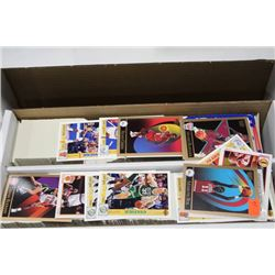 BOX APX 1400 1991-92 FLEER NBA CARDS