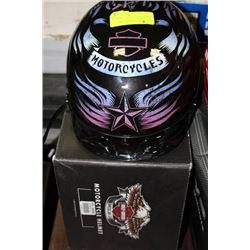 HARLEY DAVIDSON SIZE XL MOTORCYCLE HELMET