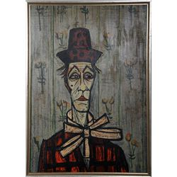 Superb Bernard Buffet Clown Print Interior Design Ideas Apansoteloinfo