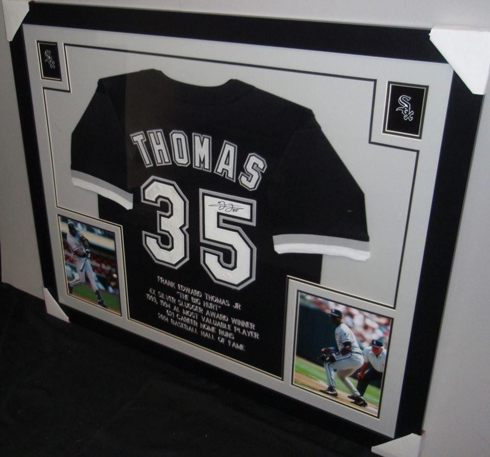 dc56a26852b ... Image 3   Frank Thomas Signed White Sox 43