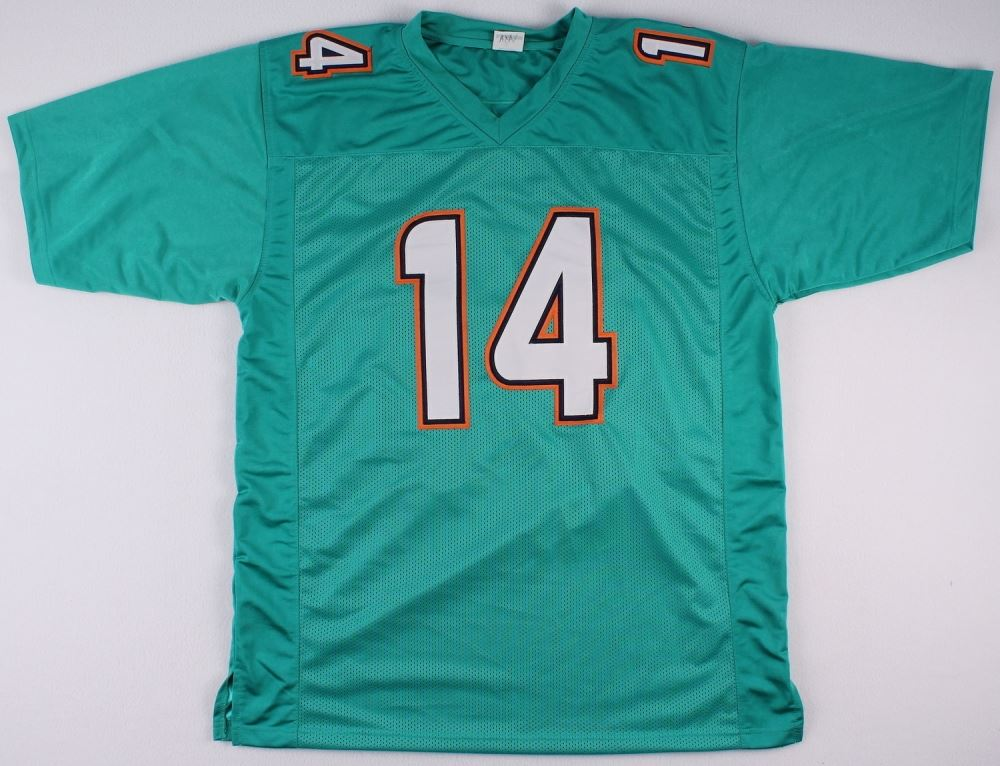 online store c4d3a b89f0 Jarvis Landry Signed Dolphins Jersey (JSA)