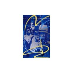 Bobby Hill Signed Artist Proof Biggie and Tupa Giclee