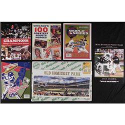 Chicago White Sox Sports Memorabilia Collection