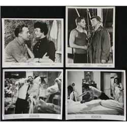 4 Bimbo the Great Conjugal Bed Lobby Photo Cards 1961-