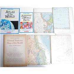 Rand Mcnally United Nations Map of World and Portfolio