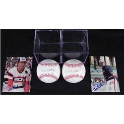 Chicago White Sox Signed Baseball Photo- Wood Kittle