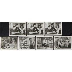 7 Alaska Passage Lobby Photo Cards Movie Scene 1959 Fox