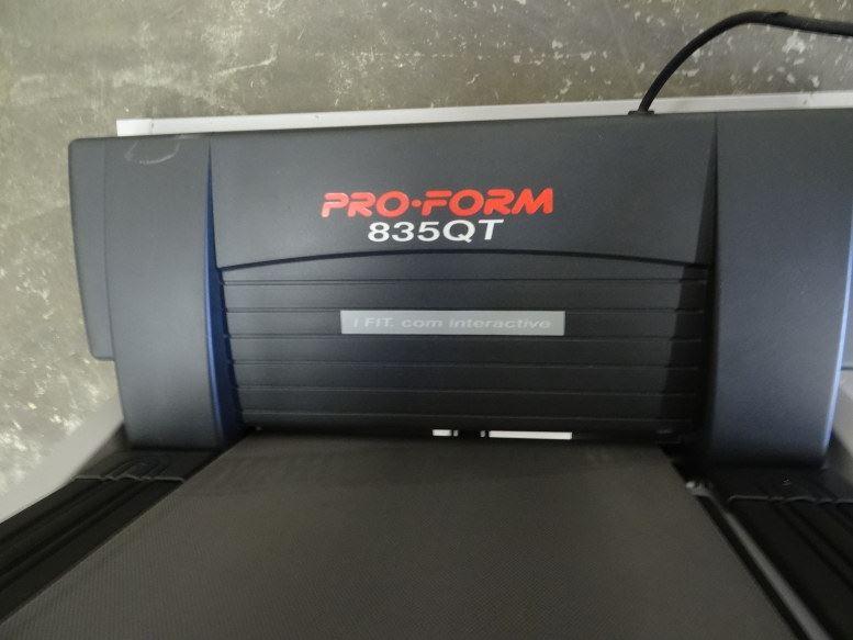 I Fit Treadmill - Pro Form 835 QT
