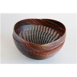 Shifted Bowl by Hans Weissflog