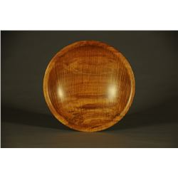 Fiddleback Maple In The Round by Thomas Wirsing