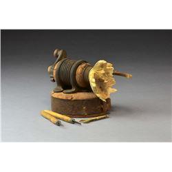 Patent Model, by David Sengel