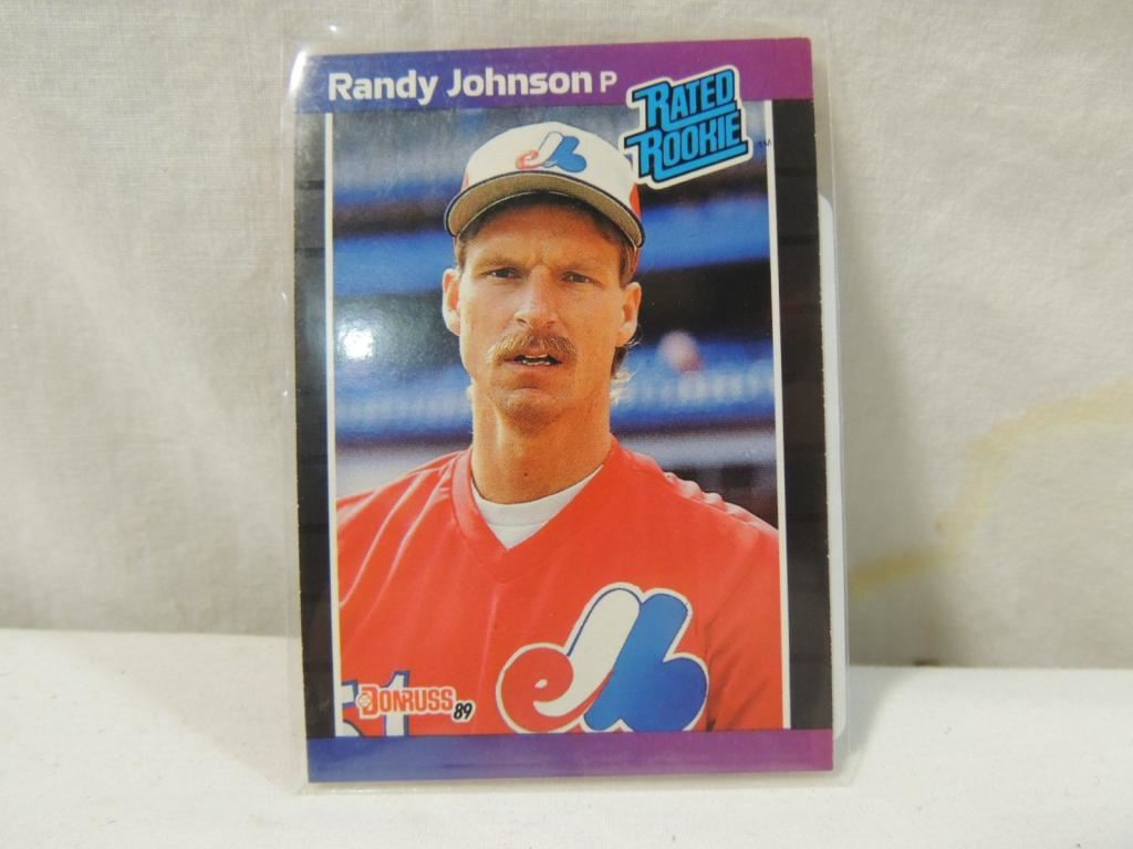 a4416f2ed5 Image 1 : 1989 DONRUSS RANDY JACKSON #42 BASEBALL CARD ...