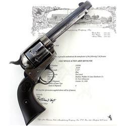 "Colt SAA .32 SN 31XXXX revolver 5 1/2"" barrel"