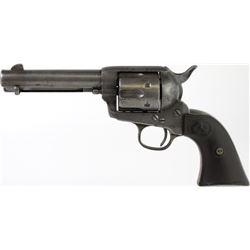 Antique Colt SAA 44-40 cal. SN 152787 revolver