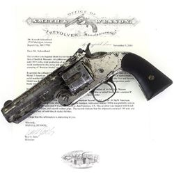 Wells Fargo stamped Smith and Wesson American 3rd