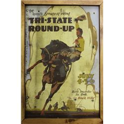 Early Belle Fourche Tri-State Round Up South