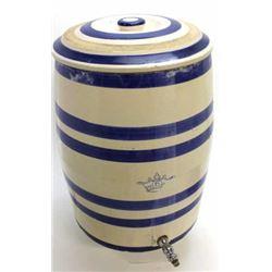 6 gallon stoneware water dispenser originally