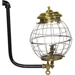 Scarce Colt gas are lamp complete and