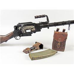 Dewatt Madsen M47 Danish light machine gun