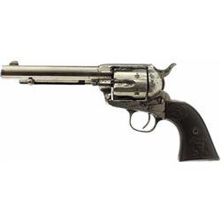 Colt SA 44-40 cal. SN 88570 revolver