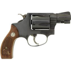 Smith & Wesson Model 36 38 S&W SN  BAE6491