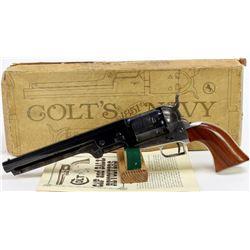 2nd Gen Colt 1851 36 cal. SN 9284