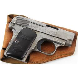 Colt automatic 25 cal. SN 26998