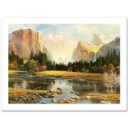 Yosemite Splendor by  Alexander Chen