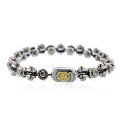 Sauro Stainless Steel Bracelet