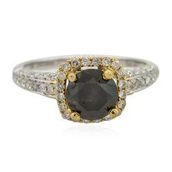 14KT White Gold 2.11 ctw Diamond Ring