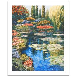 Shimmering Waters - Giverny by Behrens
