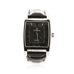 Eterna Stainless Steel Madison Wristwatch