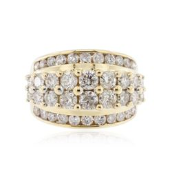 14KT Yellow Gold 3.00 ctw Diamond Ring
