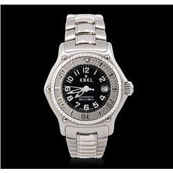Ladies Stainless Steel Ebel Wristwatch